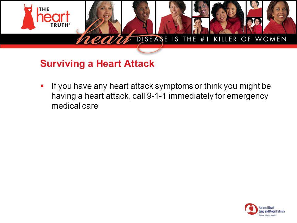 Surviving a Heart Attack