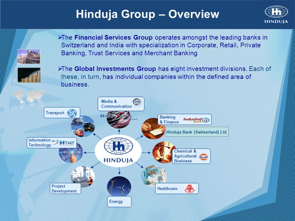 Hinduja Group – Overview