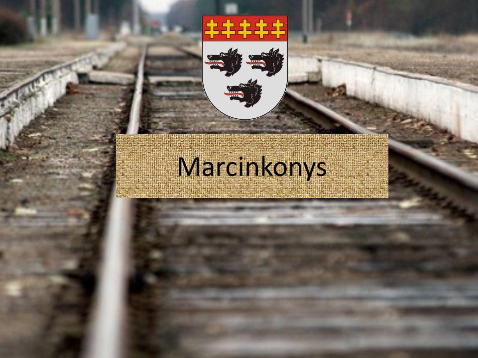 Marcinkonys