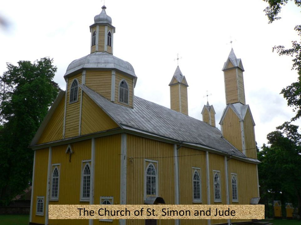The Church of St. Simon and Jude