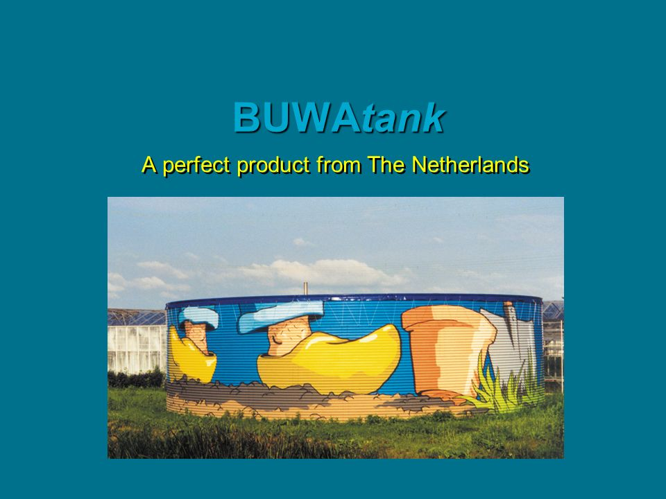 A perfect product from The Netherlands