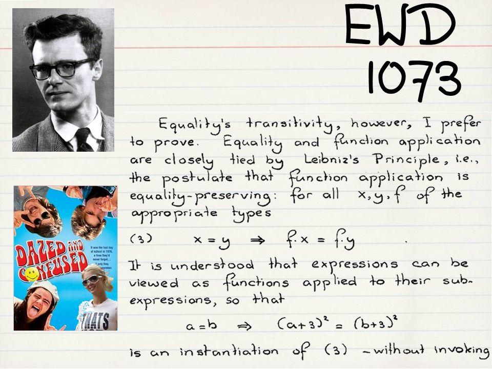 EWD 1073
