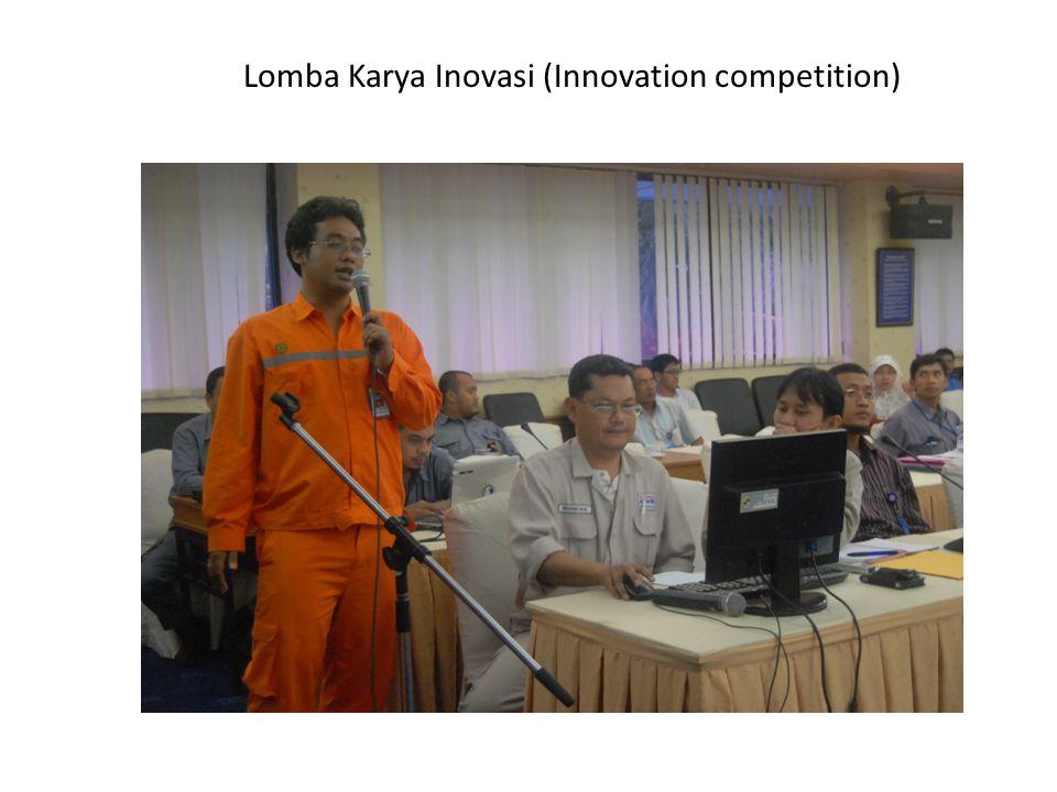 Lomba Karya Inovasi (Innovation competition)