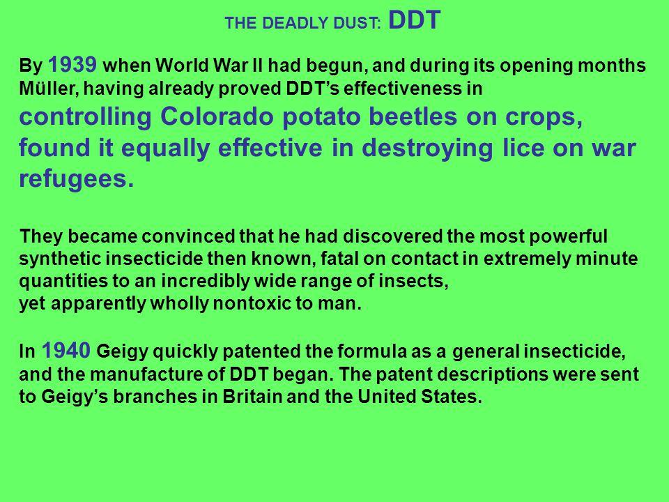 controlling Colorado potato beetles on crops,