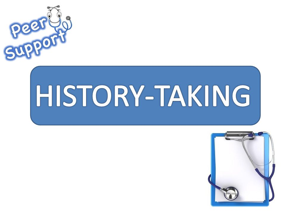 HISTORY-TAKING