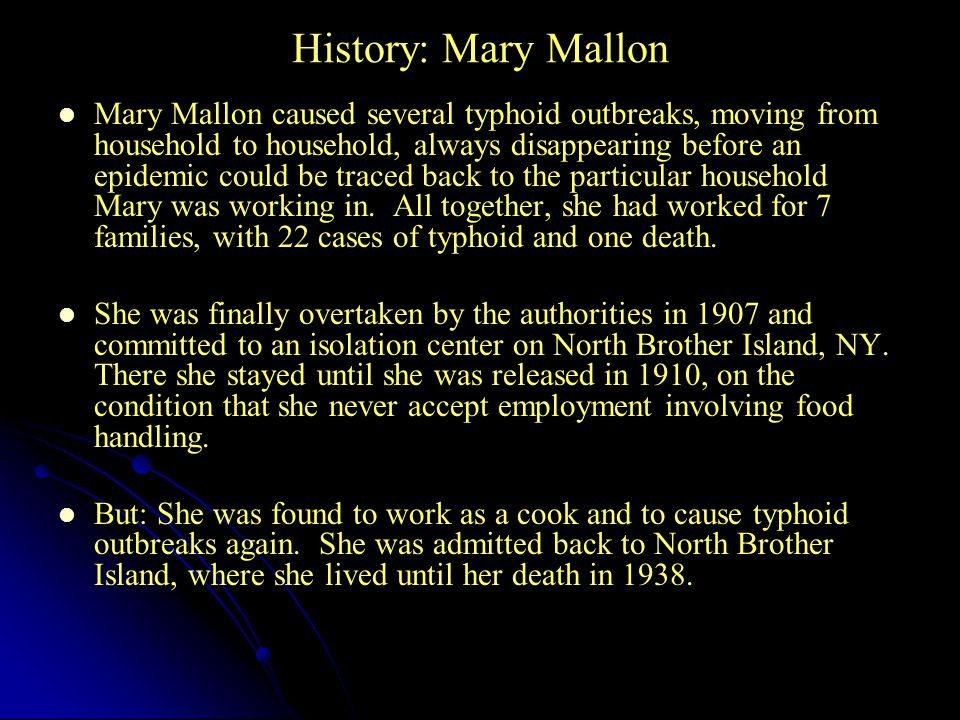 History: Mary Mallon