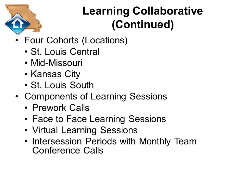 Learning Collaborative (Continued)