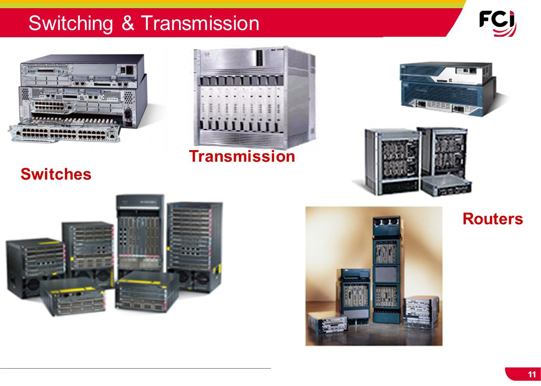 Switching & Transmission
