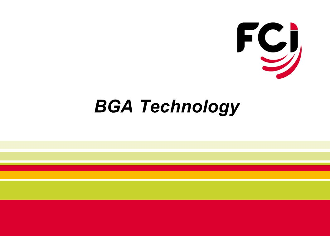 BGA Technology