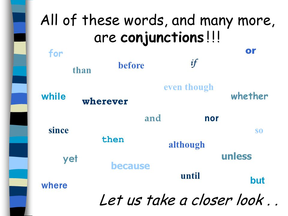 All of these words, and many more,