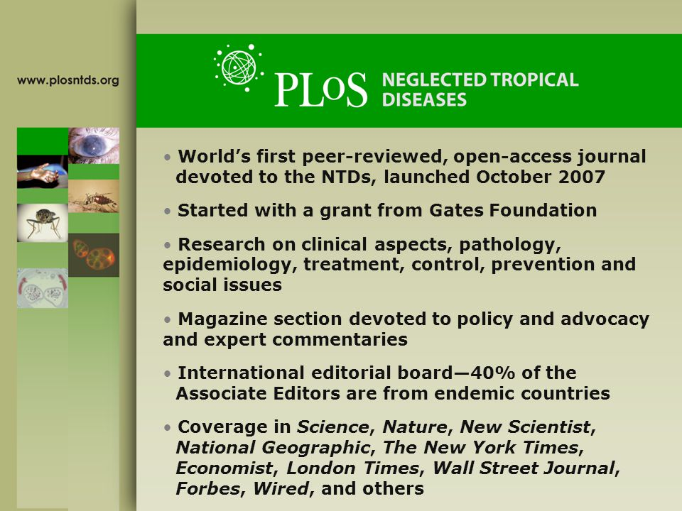 World's first peer-reviewed, open-access journal