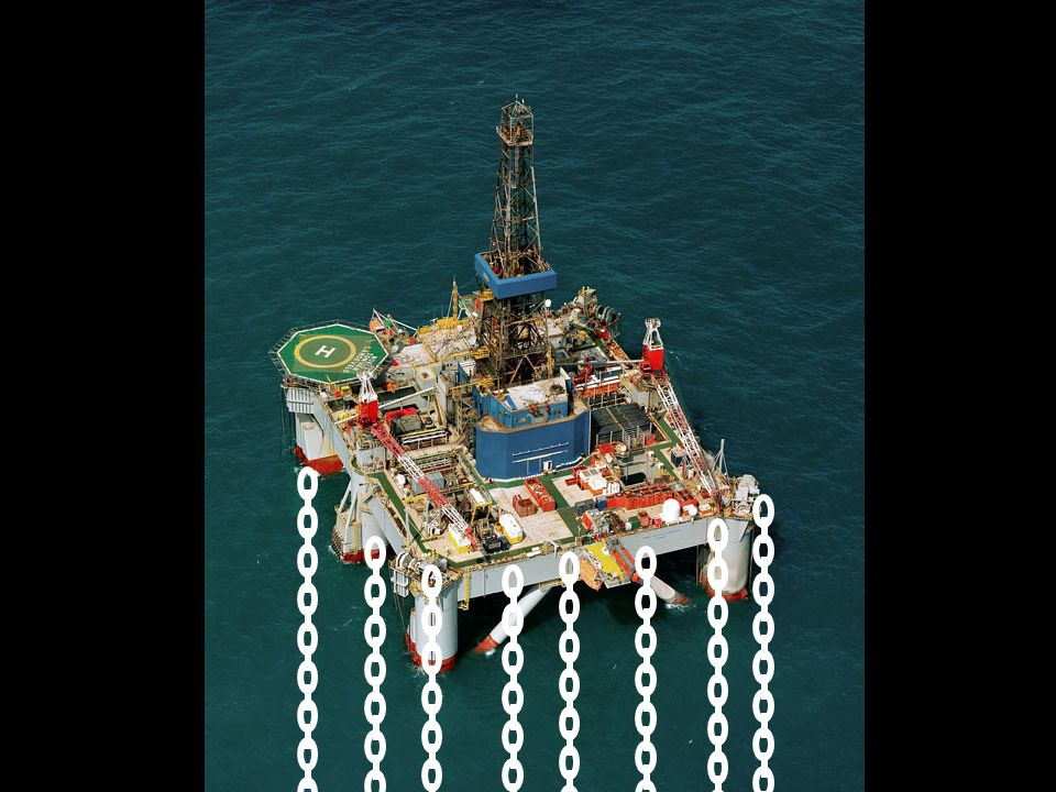 When Noble came into Neddrill, within 3 months Cees Van Diemen got 8 new anchors chains for his rig.
