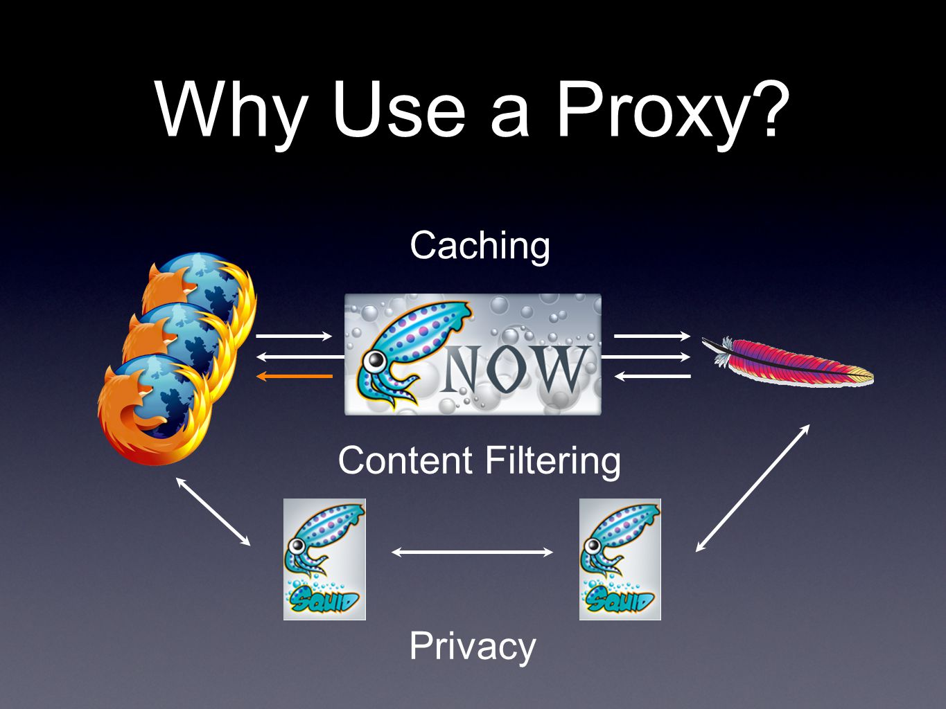 Why Use a Proxy Caching Content Filtering Privacy