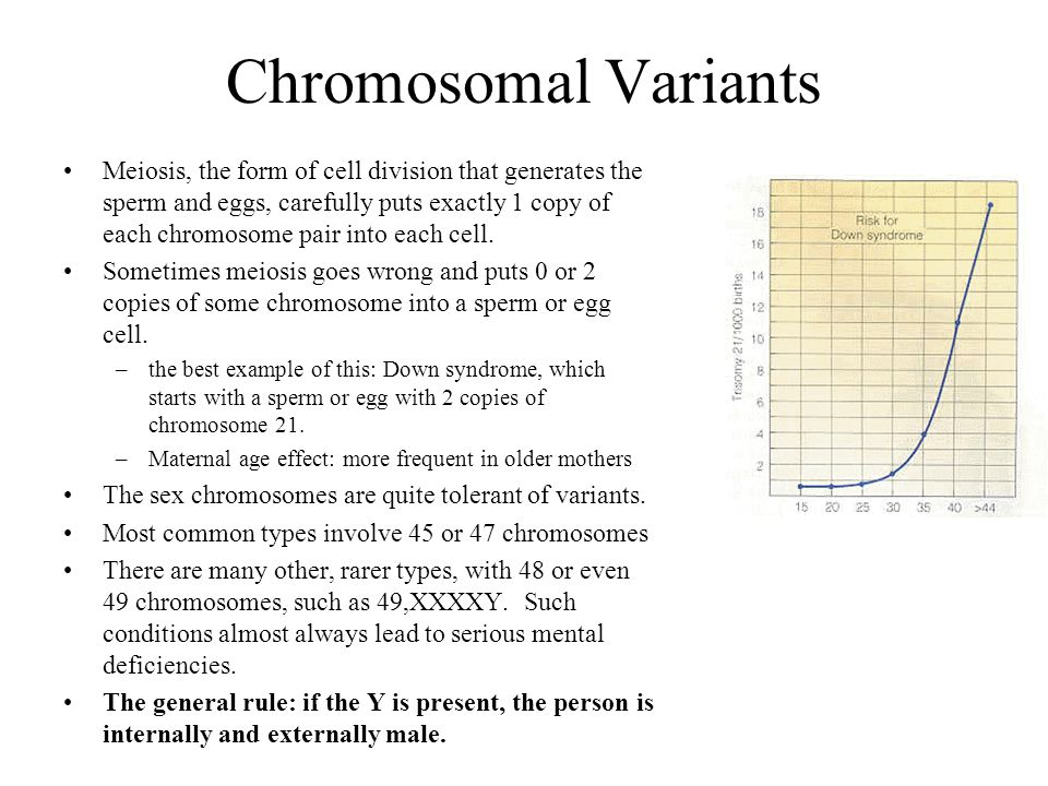 Chromosomal Variants