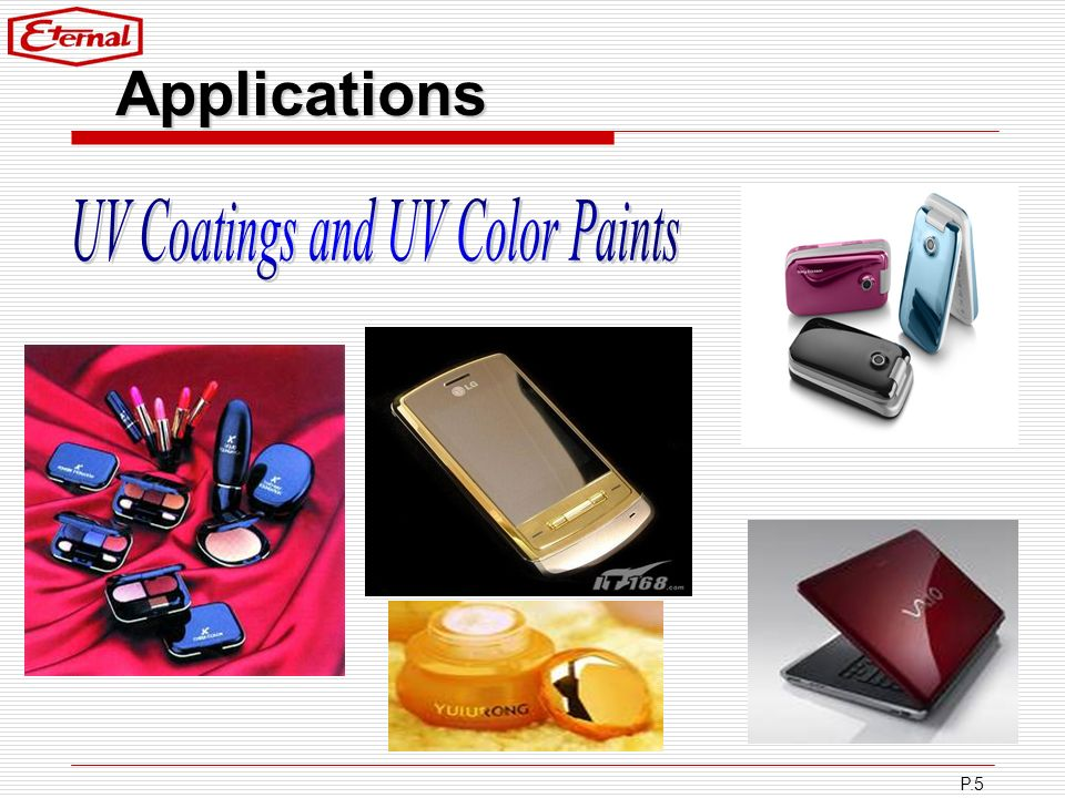 UV Coatings and UV Color Paints