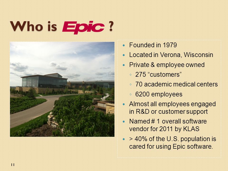 Who is Founded in 1979 Located in Verona, Wisconsin