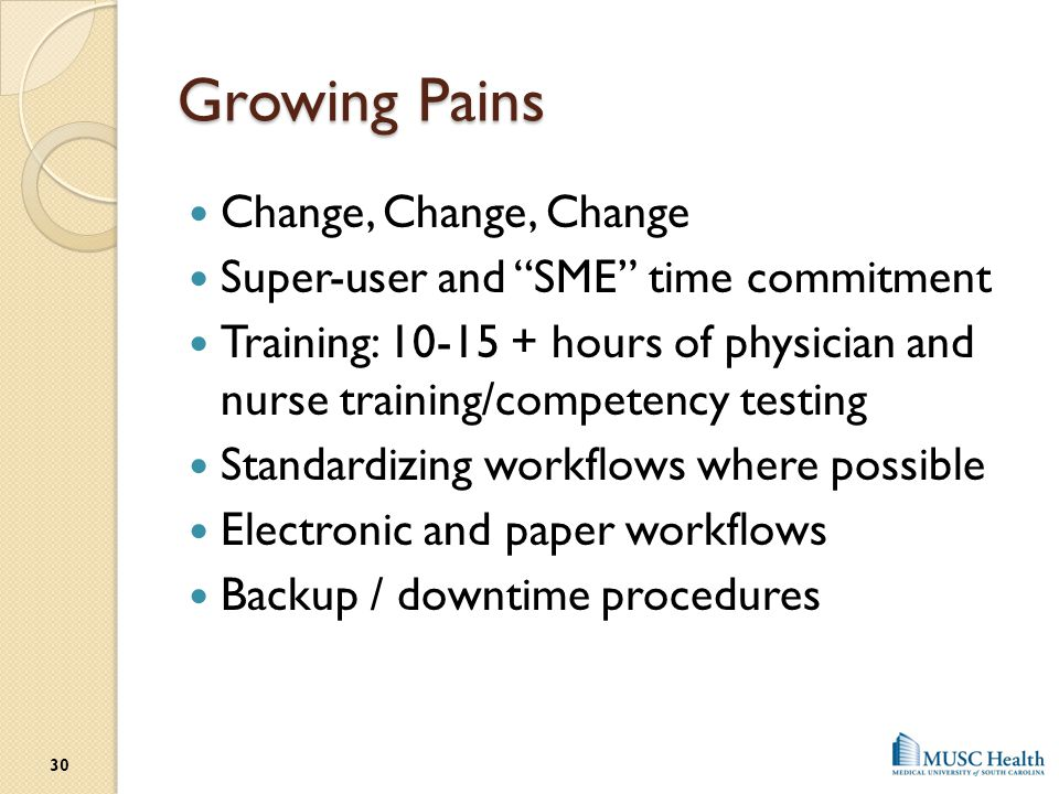 Growing Pains Change, Change, Change