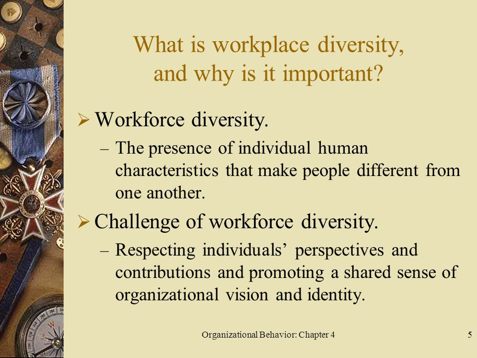 What is workplace diversity, and why is it important