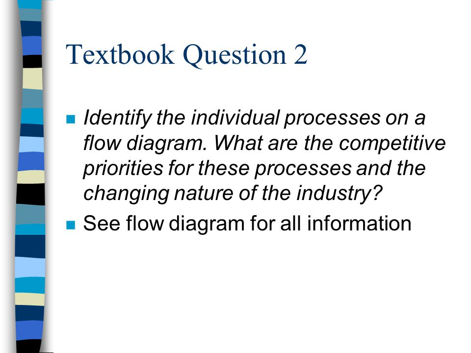 Textbook Question 2
