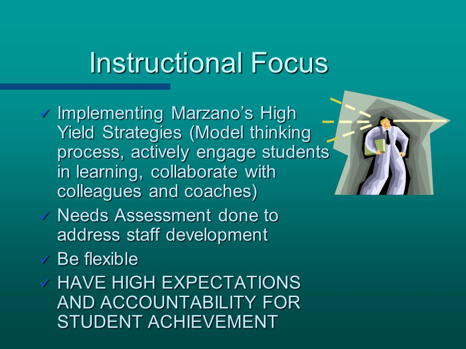 Instructional Focus