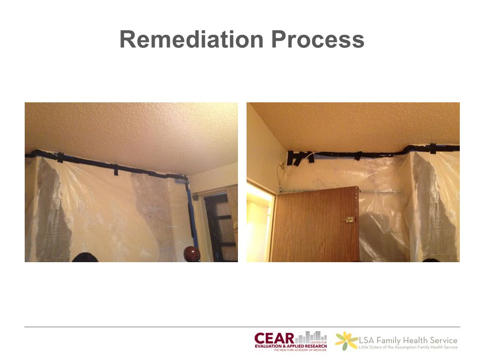 Remediation Process