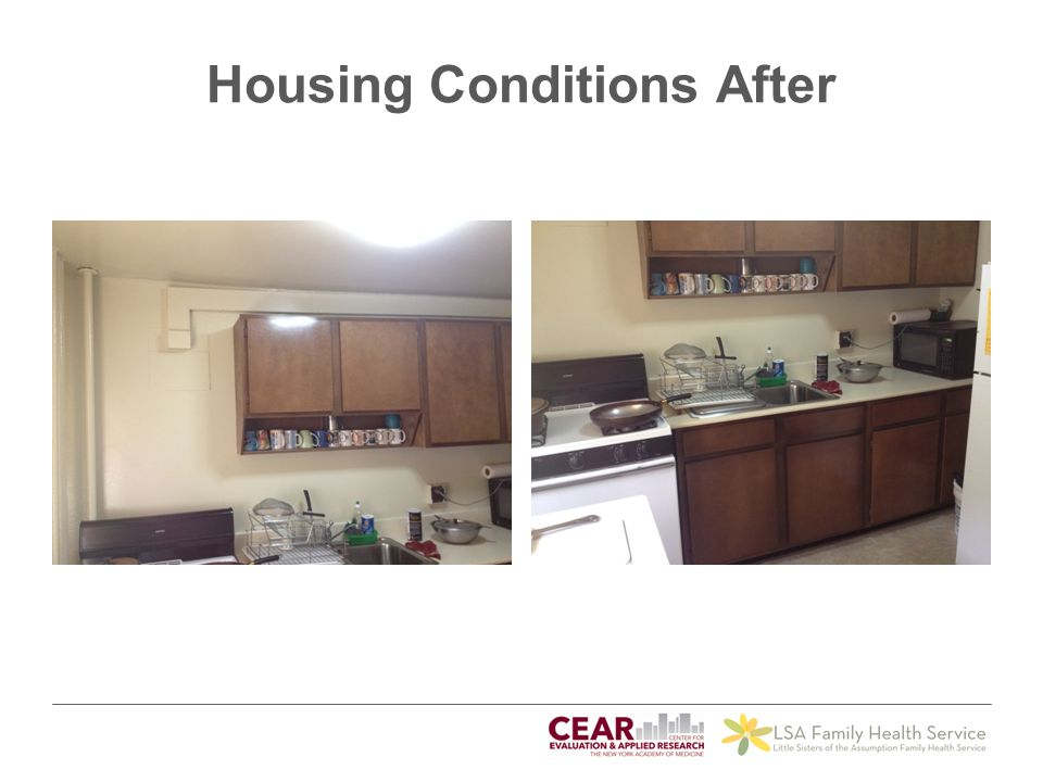 Housing Conditions After