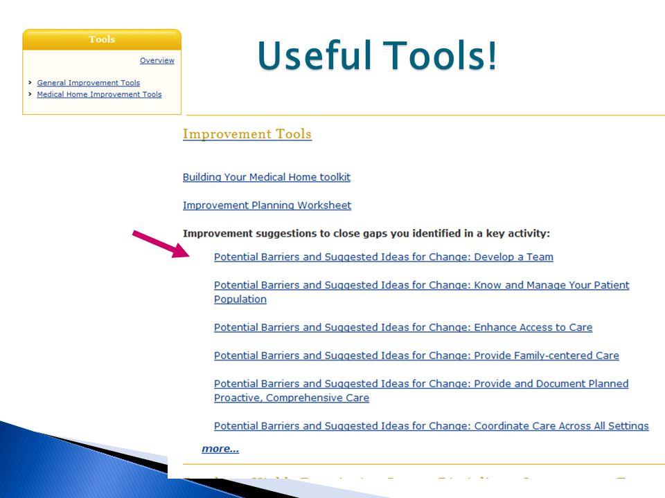 Useful Tools!