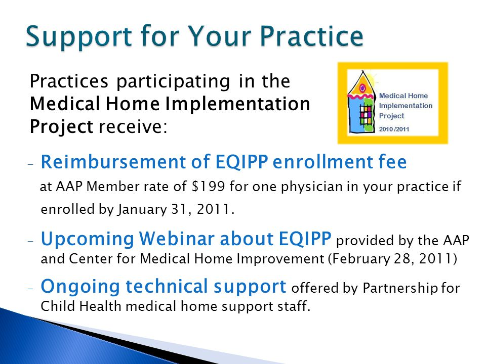 Support for Your Practice