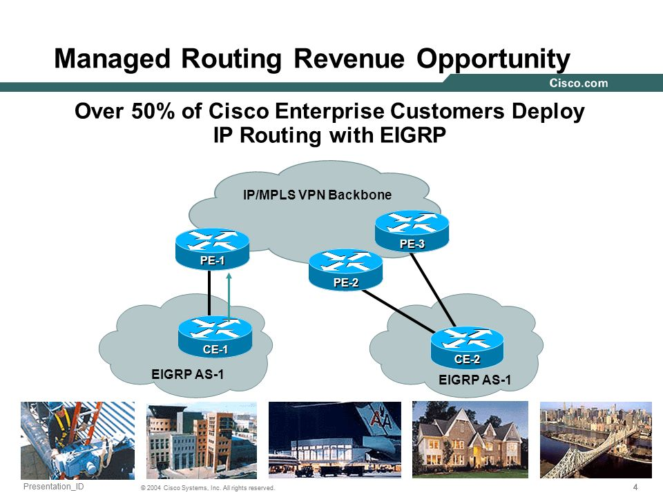 Managed Routing Revenue Opportunity