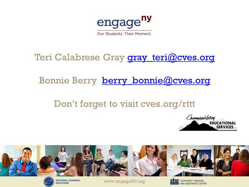 Teri Calabrese Gray gray_teri@cves. org Bonnie Berry berry_bonnie@cves