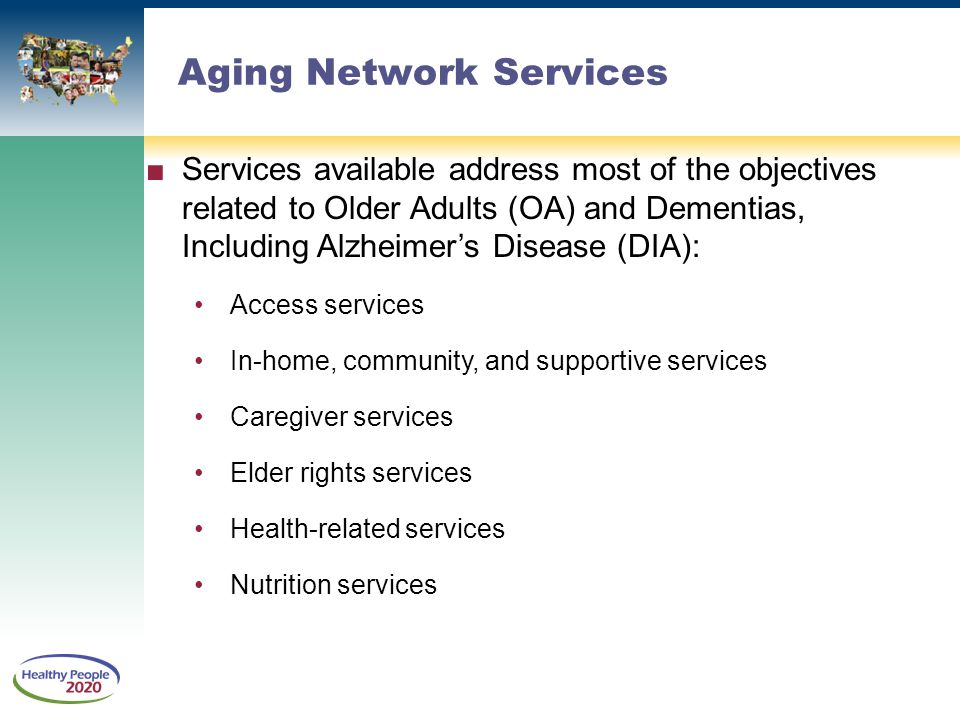 Aging Network Services