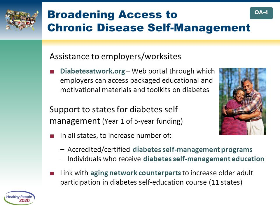 Broadening Access to Chronic Disease Self-Management