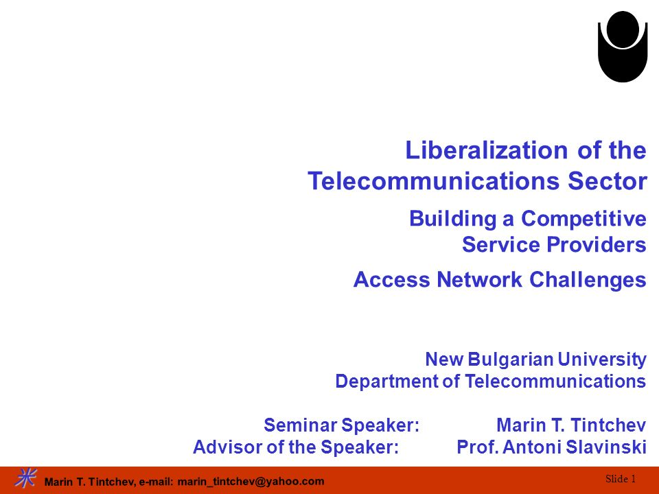 Telecommunications Sector