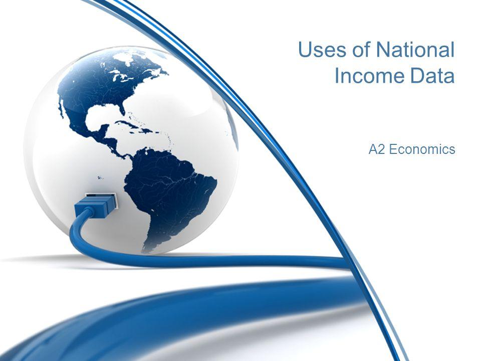 Uses of National Income Data