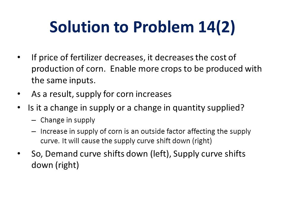 Solution to Problem 14(2)