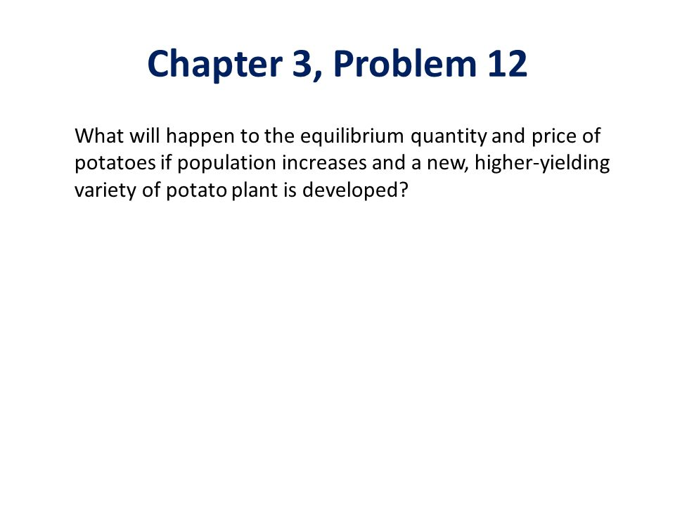 Chapter 3, Problem 12