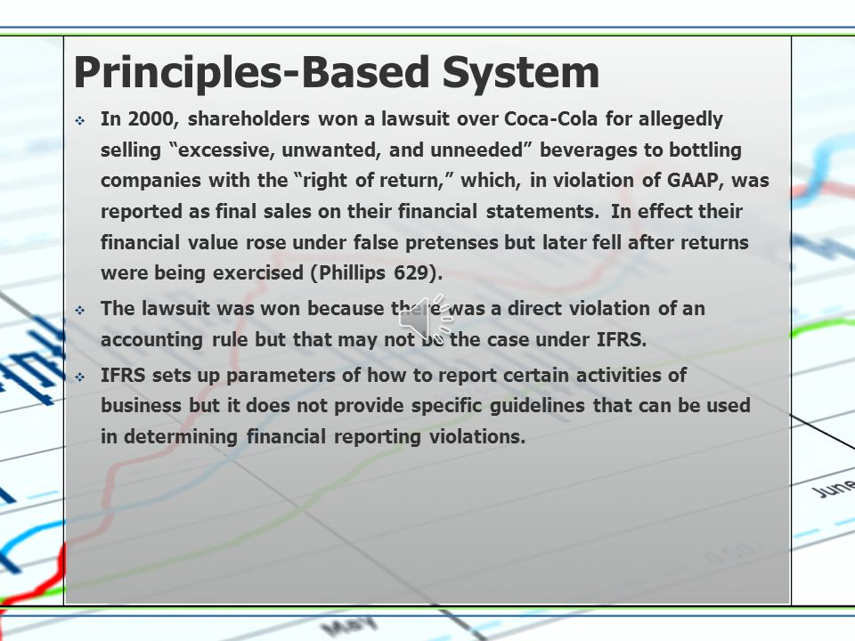 Principles-Based System