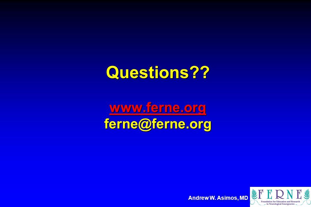 Questions www.ferne.org ferne@ferne.org