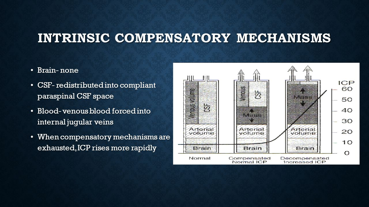 Intrinsic Compensatory Mechanisms