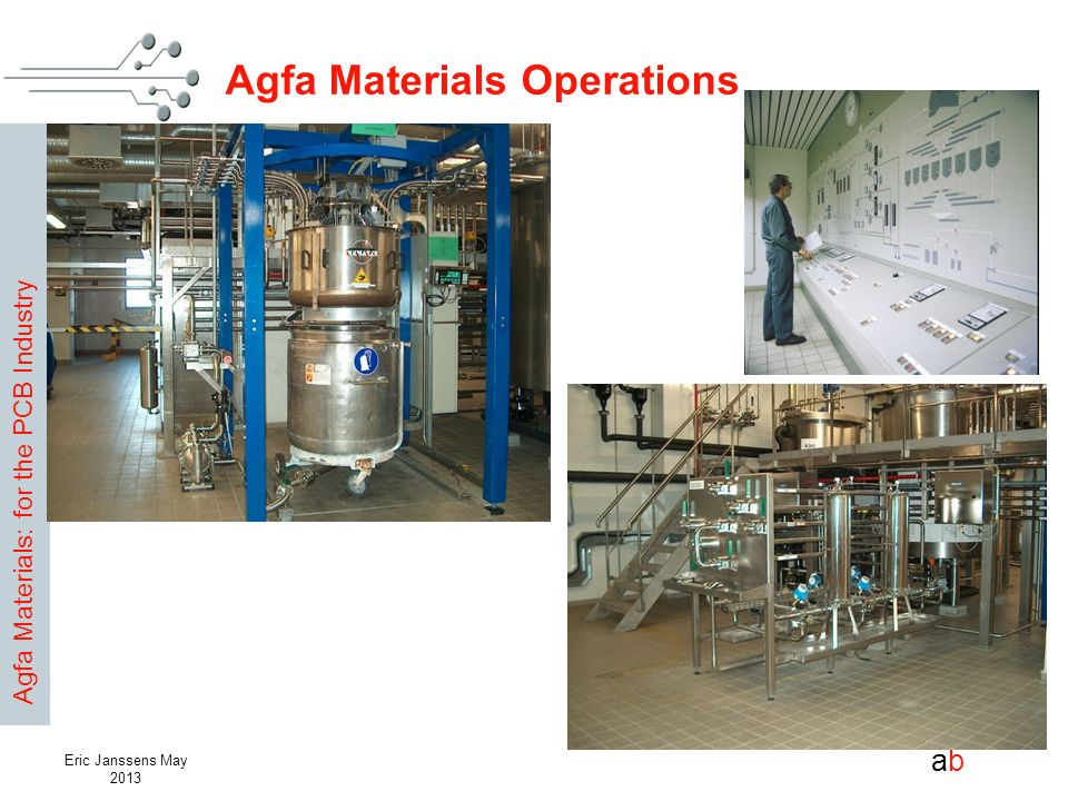 Agfa Materials Operations