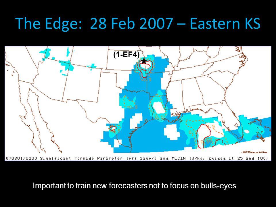 The Edge: 28 Feb 2007 – Eastern KS