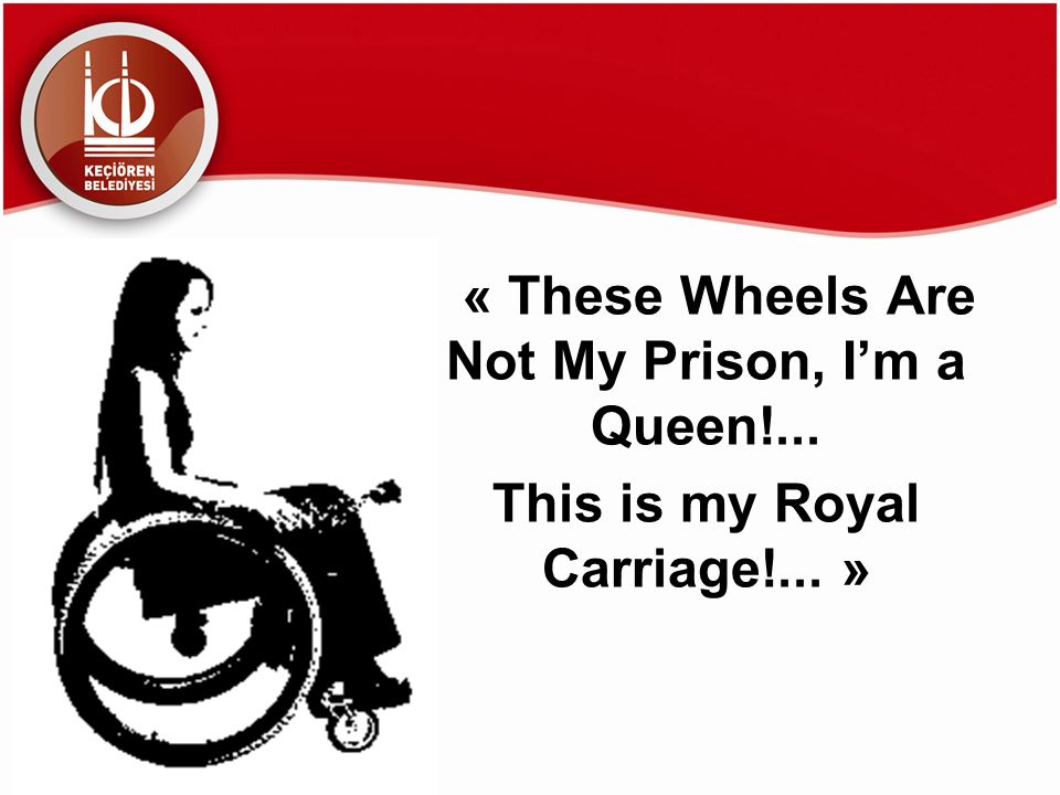 This is my Royal Carriage!... »