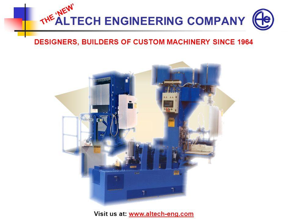 ALTECH ENGINEERING COMPANY