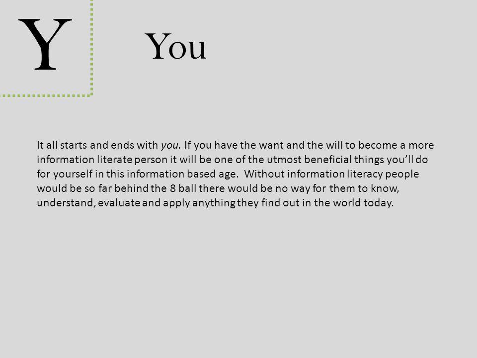 Y You.
