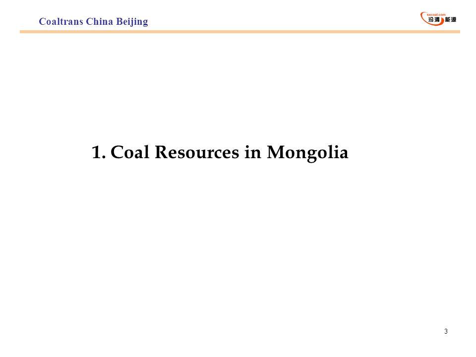 Coaltrans China Beijing