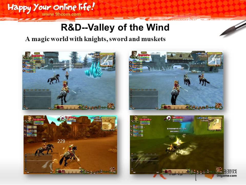 R&D--Valley of the Wind
