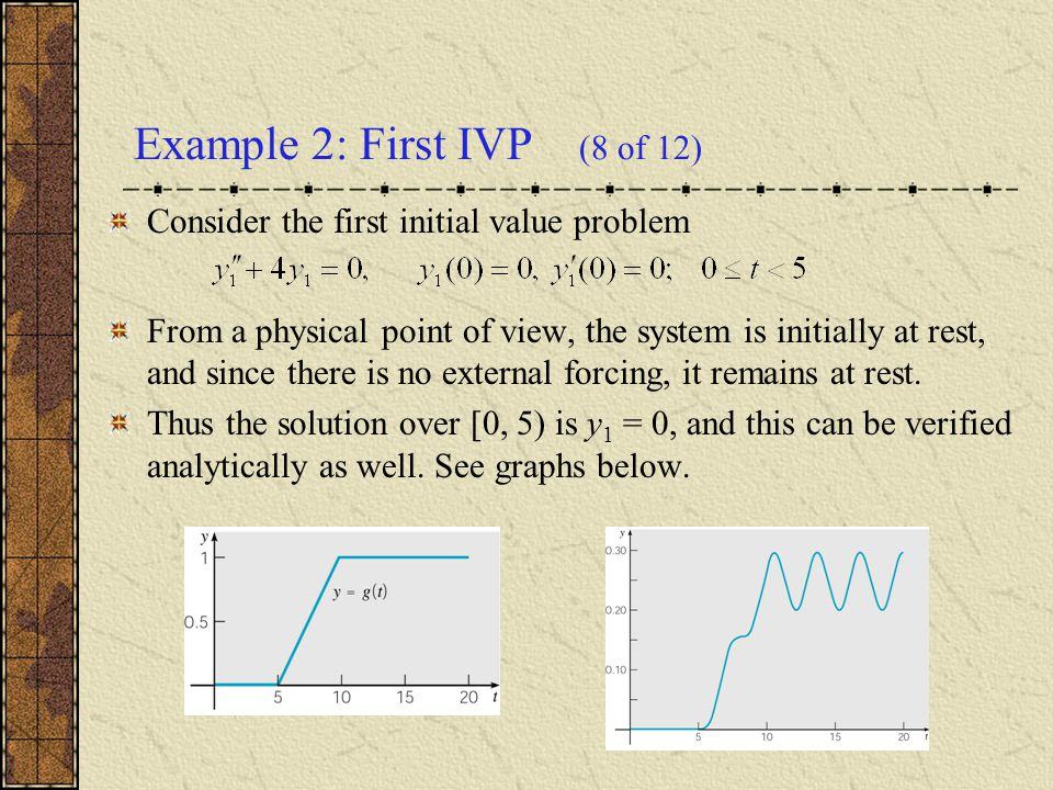 Example 2: First IVP (8 of 12)