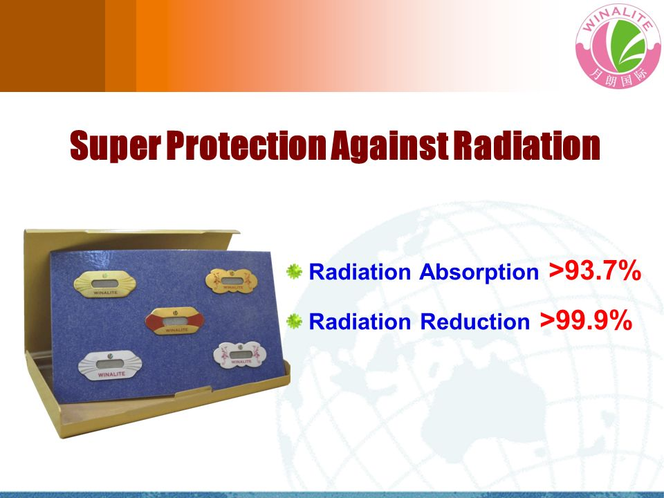 Super Protection Against Radiation
