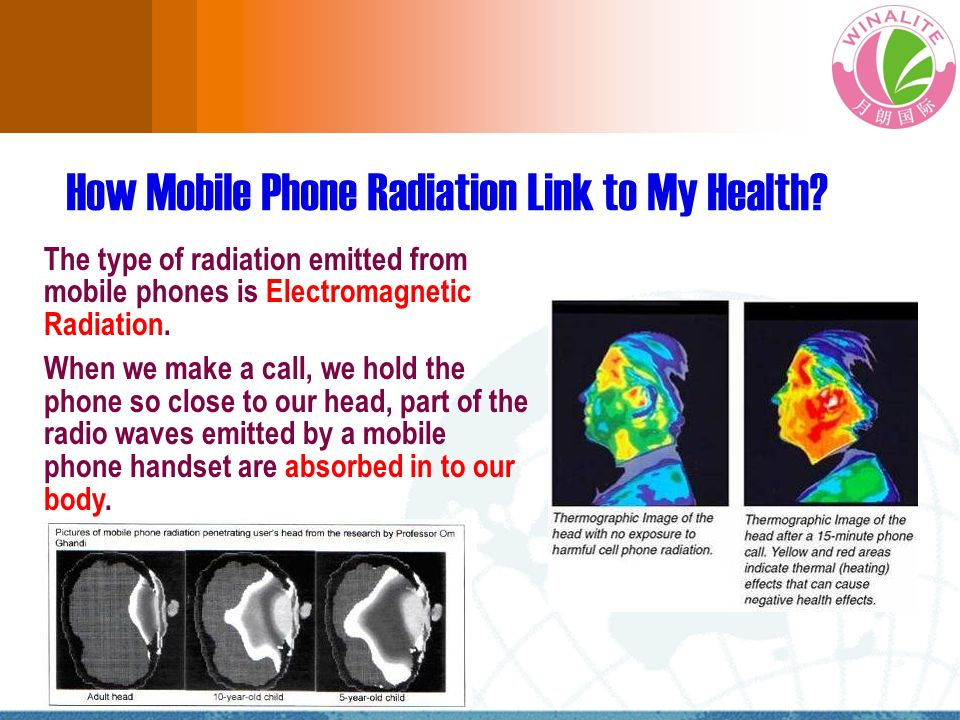 How Mobile Phone Radiation Link to My Health