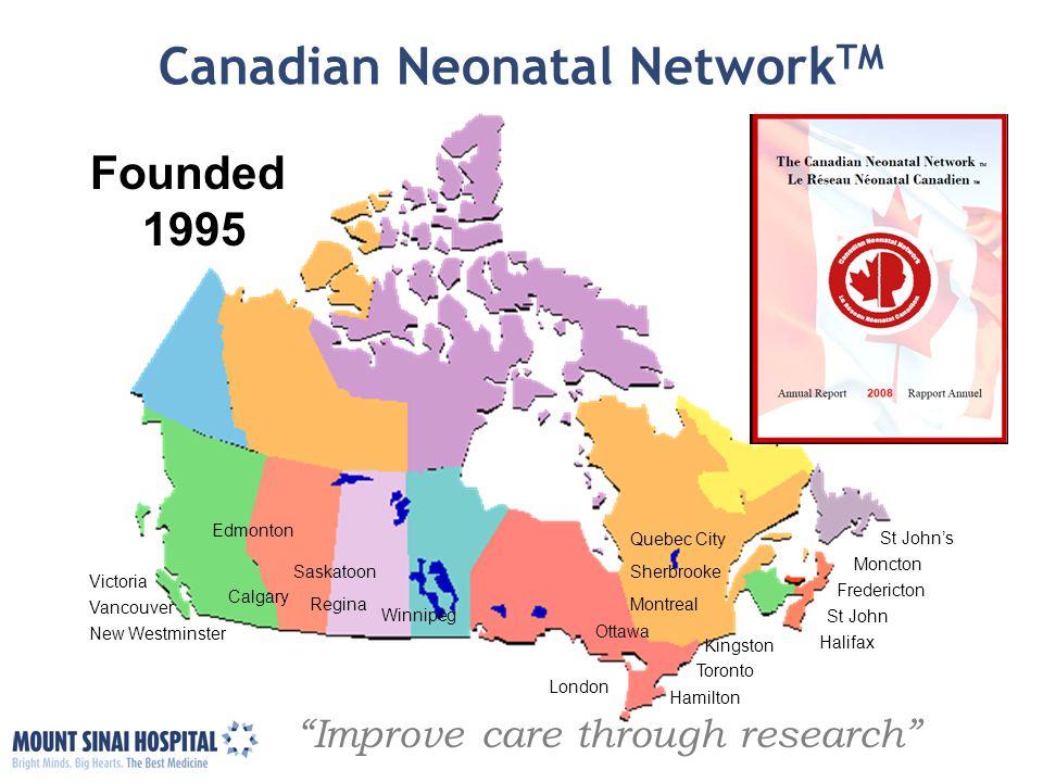 Canadian Neonatal NetworkTM